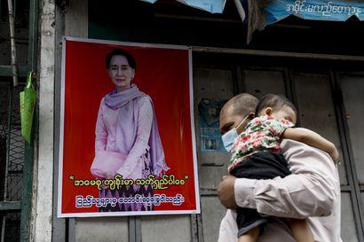 Sadattuhannet burmalaiset eivät ehkä tiedä mitään koronaviruspandemiasta – ei internet-yhteyttä vuoteen