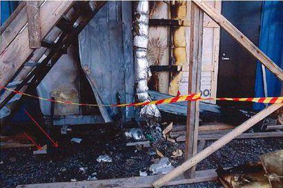 Syyte: Tuiran kirkko yritettiin polttaa – tekovälineinä bensaa, riepuja ja oksia