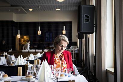 Rovaniemen kaupunginjohtaja Ulla-Kirsikka Vainio sai vastuuvapauden