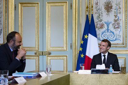 Ranskan hallitus erosi – uusi pääministeri nimitetään vielä tänään