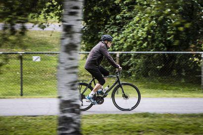 Satatuhatta kilometriä tuttuja katuja – Pekka Söderlund tuntee Rovaniemen pyöräteiden jokaisen mutkan ja montun paremmin kuin ehkä kukaan muu
