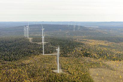 Tolpanvaaran tuulivoimahanke etenee – toteutuessaan Pudasjärvelle tiedossa puolen miljoonan euron kiinteistöverotulot