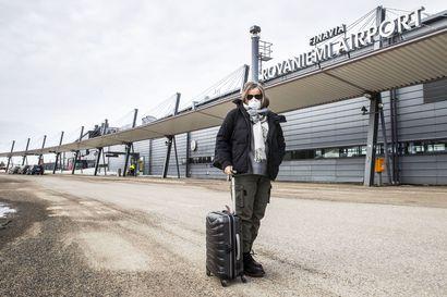 Finavia edellyttää maskien käyttöä asiakaspalvelussa lentoasemilla – suosittelee vahvasti myös matkustajille