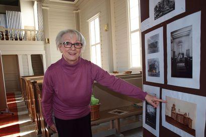 Pelkosenniemen seurakunta juhlii 90-vuotiasta kirkkoa