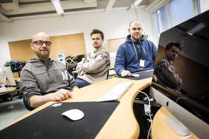 Lapin yliopiston entiset opiskelijat takovat kymmenien miljoonien tulot pelialalla –Tulevat osaajat halutaan saada jäämään Lappiin