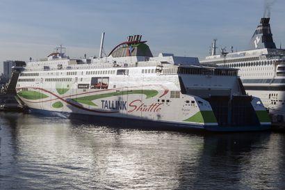 Laivaliikenne vilkastuu hieman – Tallink palauttaa toisen laivan Viron reitille viikonlopuiksi