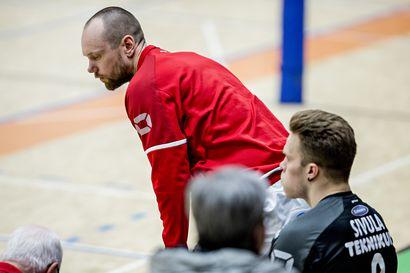 Olli Kunnarista Akaa-Volleyn uusi päävalmentaja