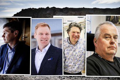 Lapin kaivokset ja -hankkeet jännittävät missä muodossa kaivosvero peritään – Kittilän kunnanjohtaja haluaisi korvamerkin myös valtion siivuun teiden parannusta varten
