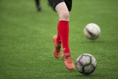 Lapsille ja nuorille uutta jalkapallotoimintaa