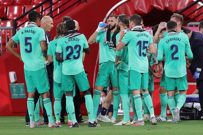 """Real Madrid on yhden voiton päässä mestaruudesta – """"Emme voi vielä ottaa rennosti"""""""