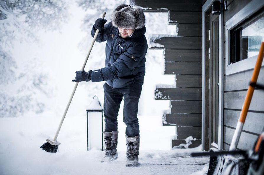 Janne Honkasen mukaan Octolaan tulee asiakas, joka kaipaa vapautta, yksityisyyttä, turvallisuutta ja hyvää palvelua keskellä luontoa – ja yhä enemmän tietoa siitä, miten pohjoisessa eletään. – Elämykset eivät enää yksin riitä, hän sanoo.