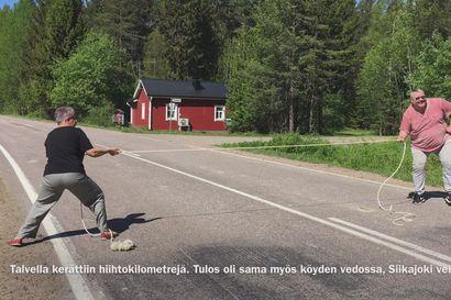 Siikajoki voitti Siikalatvan haastekampanjassa