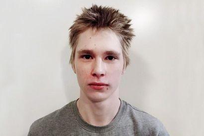 Poliisi pyytää havaintoja Rovaniemellä asuvasta 16-vuotiaasta Toni Adolfsenista