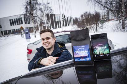 Rovaniemen Reko siirtyy keskustaan – Lähiruokaringin jakelu tapahtuu torstaista lähtien kaupungintalon parkkipaikalla