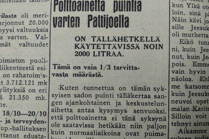 Vuosien takaa: Vuonna 1970 Raahessa pohdittiin peruskouluun siirtymistä