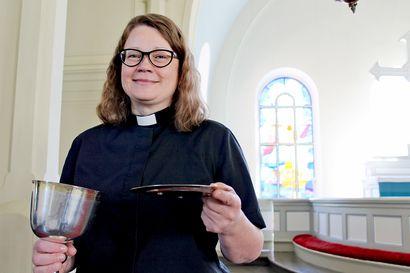 Lumijoen kirkkoherra Erja Oikarinen siirtyy Kempeleen seurakuntaan vuodeksi vs. kirkkoherraksi – pesti päättyy ensi vuoden elokuussa