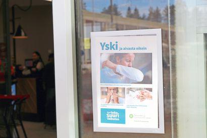 Oulunkaaren alueella on havaittu yksittäisiä koronatartuntatapauksia ja altistumisia, jotka liittyvät alueen ulkopuolisiin tartuntaketjuihin