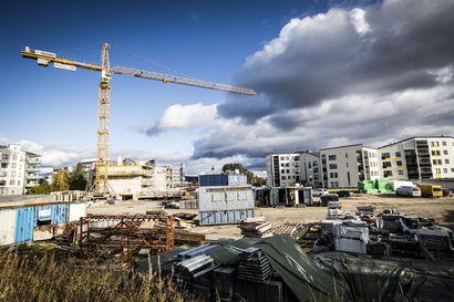 Pallas Rakennus Etelä-Suomi hakeutuu konkurssiin – Yhtiön mukaan ei vaikuta muiden alueyhtiöiden toimintaan