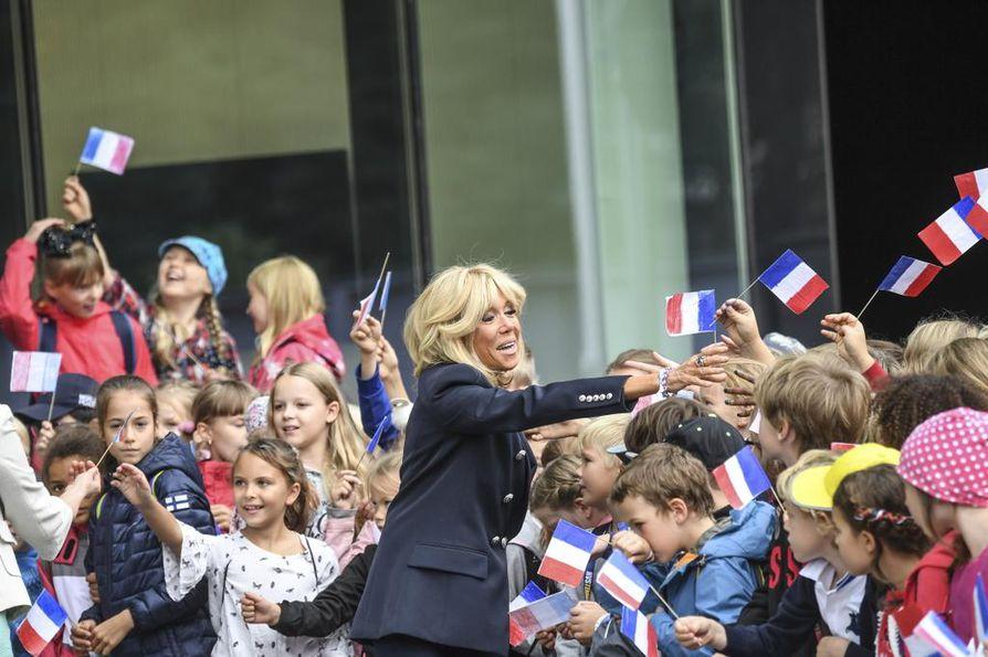 Ranskan teini suku puoli