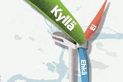 Mahtuuko Euroopan laajimpaan kaupunkiin tuulivoimaa? – Rovaniemi sai valtiolta rahat selvitykseen