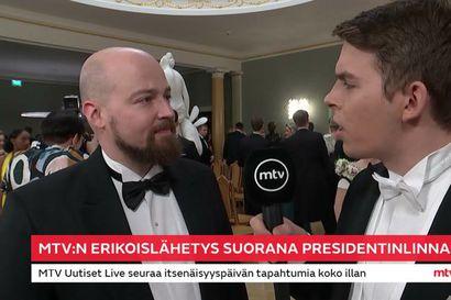 Keskustan kansanedustaja Mikko Kärnä vakuuttaa välien olevan kunnossa SDP:n kanssa