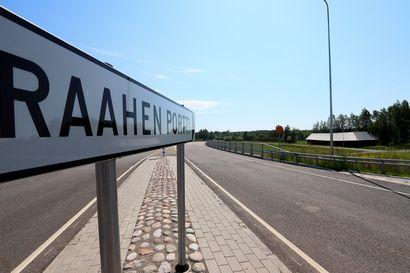 Ei vielä kauppoja Raahen Portin tontista – Kaupunginhallitus jätti asian pöydälle