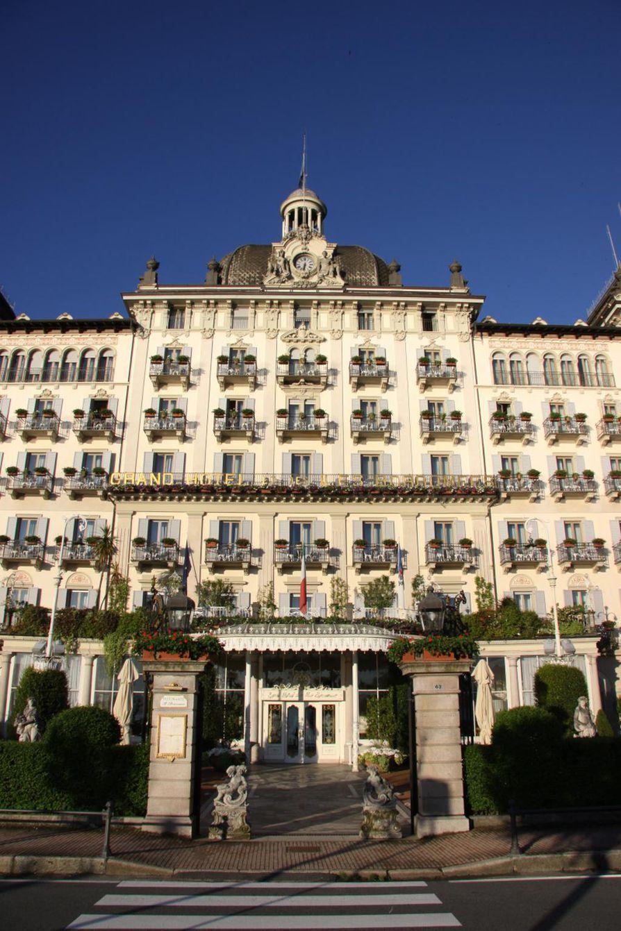 Grand Hotellit eli suuret luksushotellit tarjoavat kurkistuksen eurooppalaisen turismin kulttuurihistoriaan.