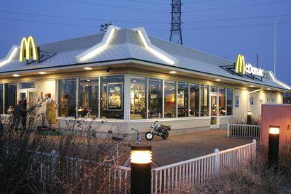 McDonald's avaa uuden ravintolan Oulun Kaakkuriin, kyseessä ketjun kolmas ravintola kaupungissa