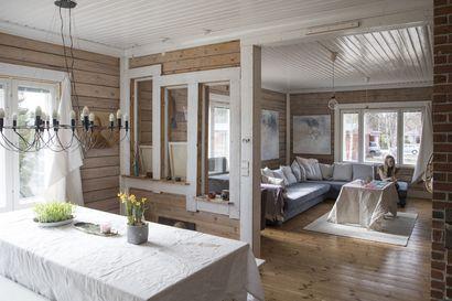 Vanhan komean talon remontissa etsittiin kestäviä ratkaisuja Siikajoen Paavolassa