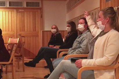Keskusteluilta Oulunsalon hammashoitolan sulkemisesta