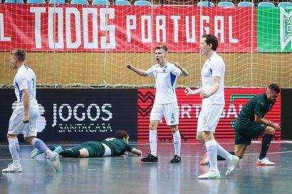 Suomen futsalmaajoukkue palaa harjoituskentille
