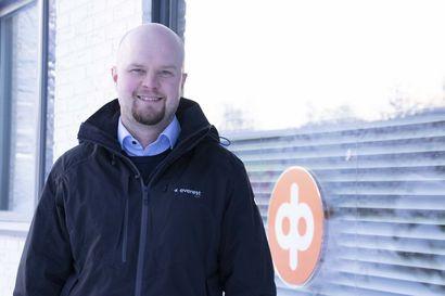 Paikallisuus ja tavoitettavuus ovat Siikalatvan Osuuspankin kilpailuvaltteja – Jarmo Pistemaa on kasvanut tehtäväänsä pankkinsa palveluksessa