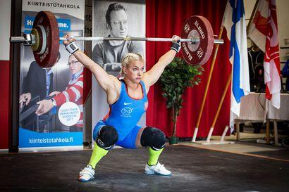 Anni Vuohijoki, Antti Latikka ja Aino Luostarinen saivat urheilija-apurahan