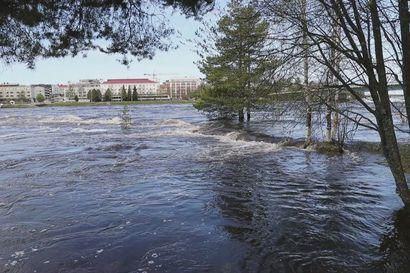 Rovaniemen tulva