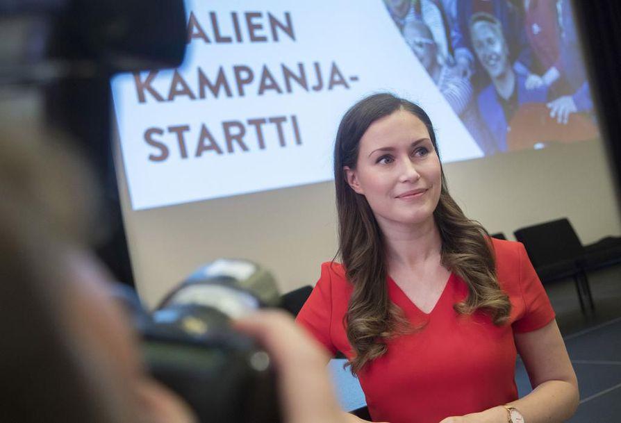 Marin kertoo, että sdp aloittaa torstaina keskustelun hallitustunnustelijasta puoluehallituksen ja eduskuntaryhmän kokouksien yhteydessä.
