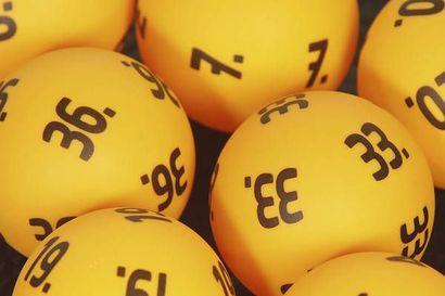 Loton potti kohoaa 2,4 miljoonaan euroon - Illan arvonnasta kaksi 80 000 euron voittoa