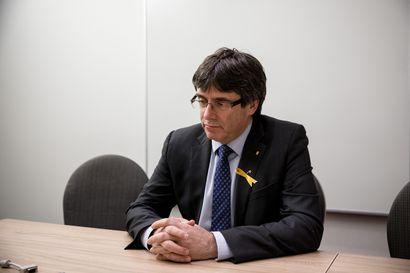 Kärnä: Puigdemont lähtenyt eilisiltana Belgiaan