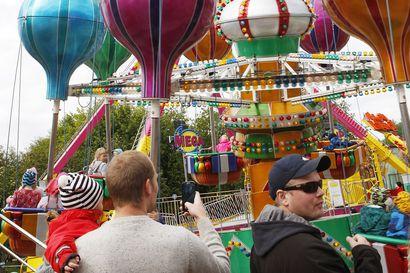 Kohta on juhannus, mutta tuleeko tivoli Rovaniemelle tänä vuonna?