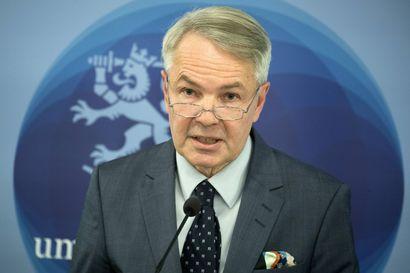 Haavisto muistutti Lavrovia Suomen Nato-optiosta