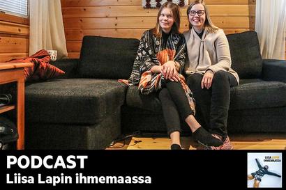 """Kuuntele Liisa Lapin ihmemaassa: 24-vuotias Henni Kuusela muuttu Muonioon ja perusti hevosyrityksen """"Mie tykkään haasteista tosi paljon"""""""