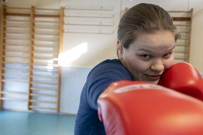 Voimaa,  ketteryyttä ja kuntoa – Monipuolinen laji vei  13-vuotiaan Elena Tynin mukanaan ja nyt hän haaveilee osallistuvansa vielä joskus EM-kisoihin