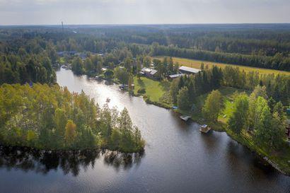 Oulujärven pinta uhkaa laskea virkistyskäytön alarajan alle – Fortum vähentänyt Oulujoen virtaamia