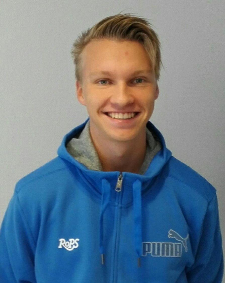 Akseli Kalermo on allekirjoittanut RoPS:in kanssa ensi kauden loppuun saakka kestävän pelaajasopimuksen.