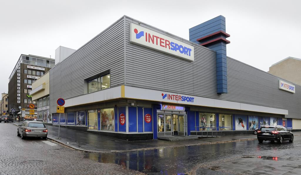 Joutsensillan Intersport
