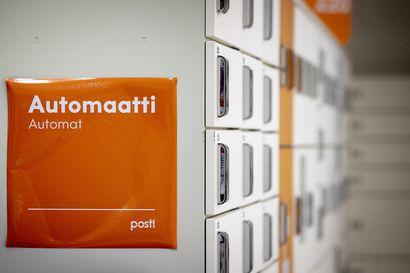 Posti avaa pohjoisen suurimman pakettiautomaatin Oulun Ideaparkiin