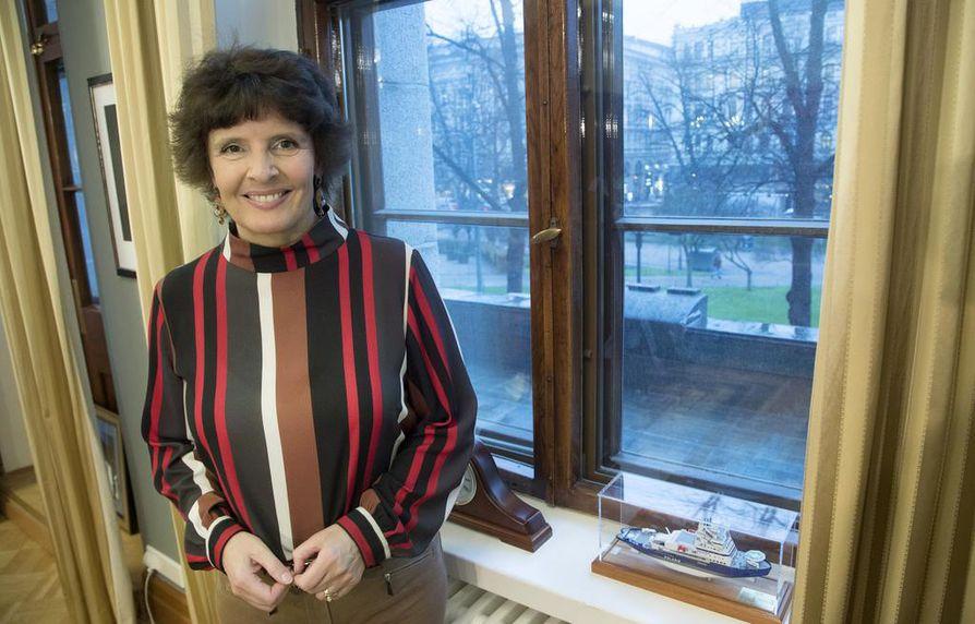 Keskustan kansanedustaja sekä liikenne- ja viestintäministeri Anne Berner vetäytyy politiikasta niin kuin hän on aiemmin linjannut.