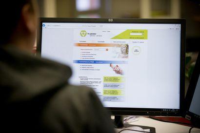 Työttömiä Pohjois-Pohjanmaalla 10000 enemmän kuin viime vuonna