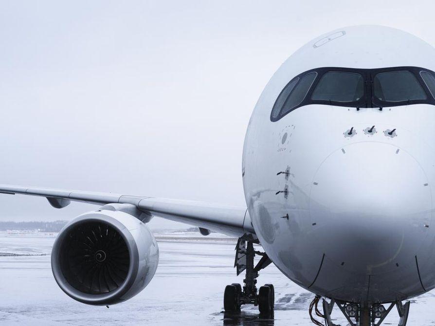 Finnairin strategia kantoi kunnolla hedelmää vuonna 2017.