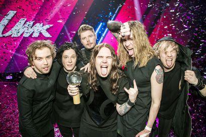 """Euroviisuedustaja Blind Channelin yöunet ovat jääneet lyhyiksi UMK-voiton jälkeen – """"Tätä on edelleen vaikea sisäistää"""", oululaisbändin laulaja myöntää"""