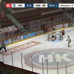 Maalikooste: Kärpät venyi jatkoille, mutta HIFK korjasi voiton
